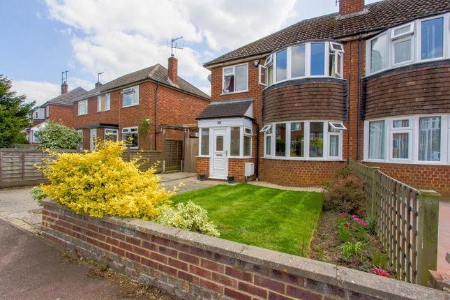 Thumbnail Semi-detached house for sale in Studland Drive, Prestbury, Cheltenham