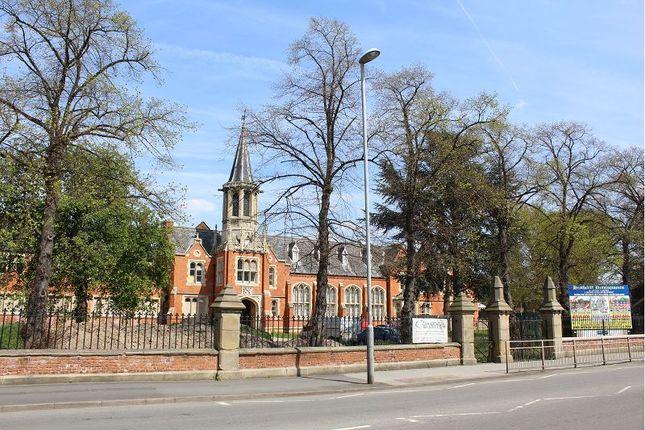 Thumbnail Flat for sale in Plot 12, King Edward VI School, London Road, Retford