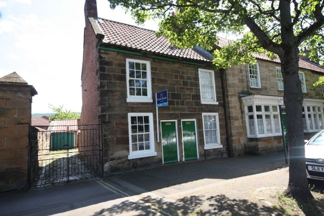 Thumbnail Terraced house for sale in Westgate, Guisborough