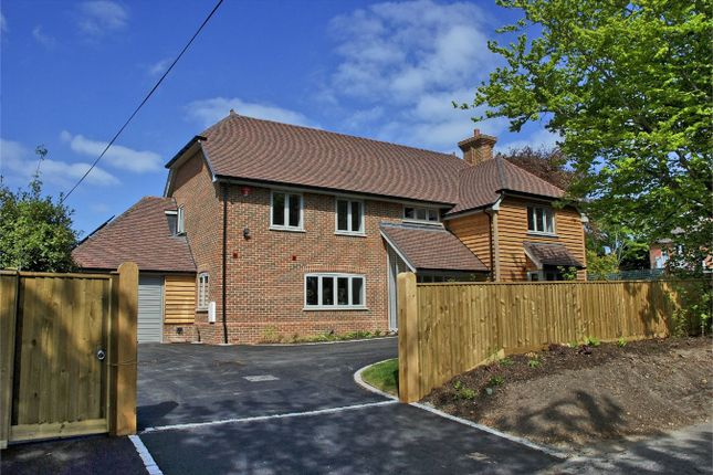 Thumbnail Detached house for sale in Barnes Lane, Milford On Sea, Lymington