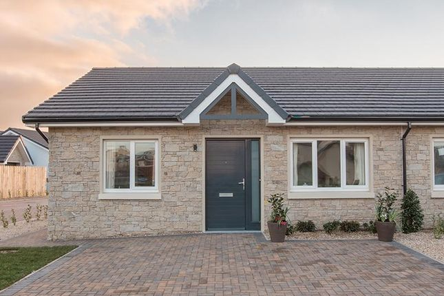 Thumbnail Bungalow for sale in Poortown Road, Peel, Isle Of Man