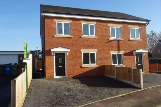 Thumbnail Semi-detached house for sale in Stour Road, Astley, Tyldesley, Manchester