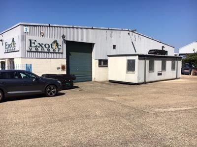 Thumbnail Light industrial to let in Unit 2, Uplands Business Park, Blackhorse Lane, Walthamstow, London