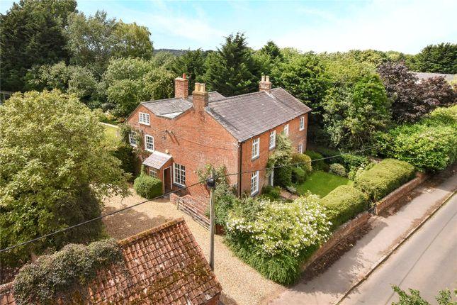 Thumbnail Detached house for sale in Poulshot Road, Poulshot, Devizes, Wiltshire