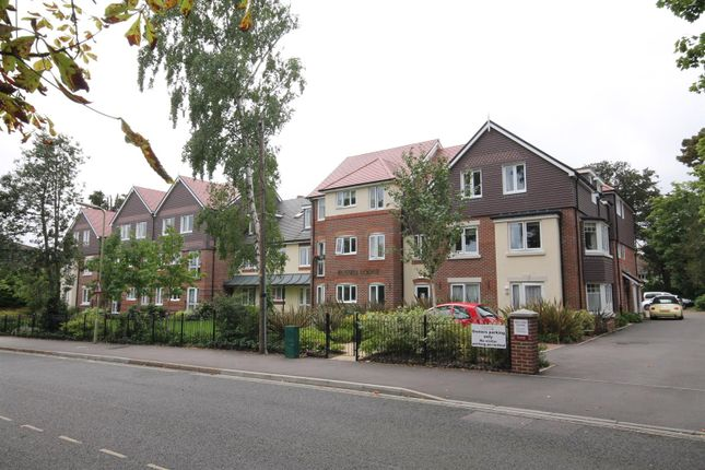 Thumbnail Flat for sale in Church Court, Branksomewood Road, Fleet