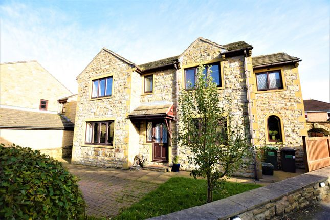 Thumbnail Detached house for sale in Pack Horse Close, Clayton West, Huddersfield