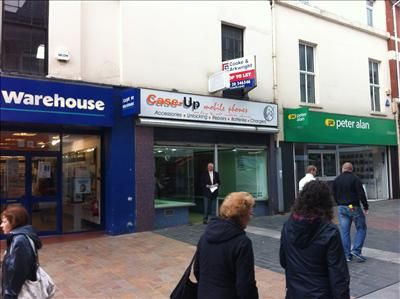 Thumbnail Retail premises to let in 134 High Street, Merthyr Tydfil