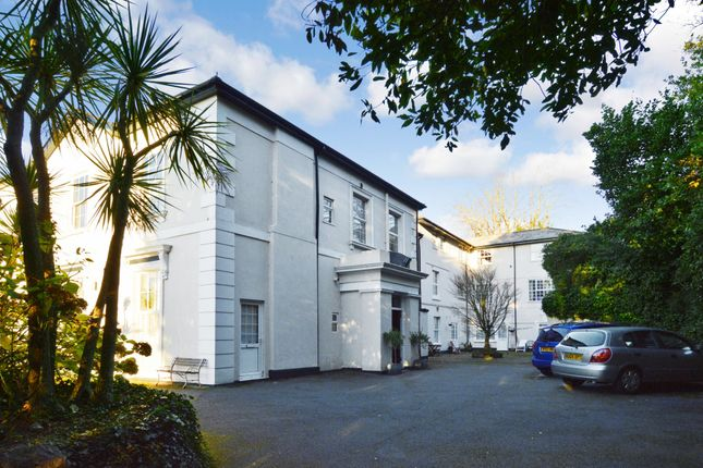 Thumbnail Flat for sale in Higher Woodfield Road, Torquay