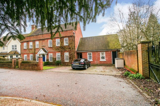 Thumbnail Detached house for sale in Nunns Close, Colchester
