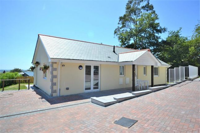 Thumbnail Detached bungalow for sale in The Laurels, St. Anns Chapel, Gunnislake, Cornwall