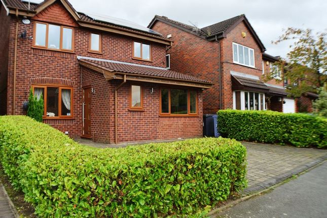 Thumbnail Detached house for sale in Rowanswood Drive, Godley, Hyde