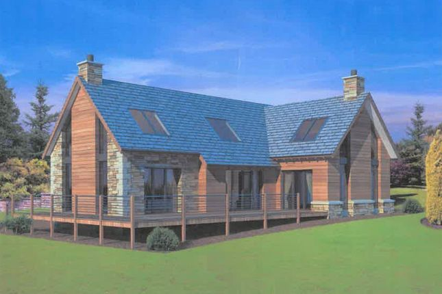 Thumbnail Detached house for sale in Camghouran, Rannoch, Pitlochry
