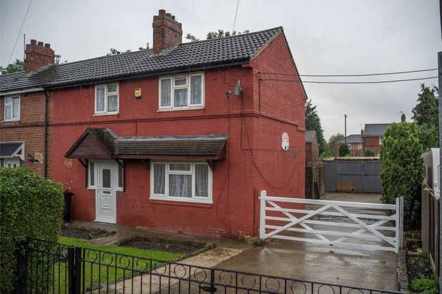 Thumbnail End terrace house for sale in Poole Road, Leeds, West Yorkshire