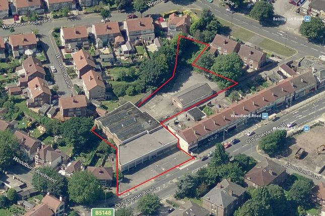 Thumbnail Land for sale in Old Chester Road, Bebington