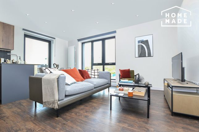 Thumbnail Flat to rent in Greenford Quay, Greenford