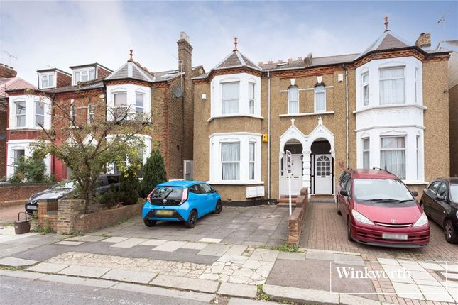 Thumbnail Flat for sale in Heriot Road, London
