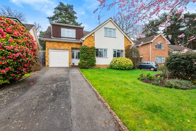 Detached house for sale in Fox Close, Pyrford, Woking