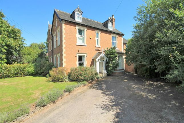 Thumbnail Semi-detached house for sale in Barons Cross Road, Leominster