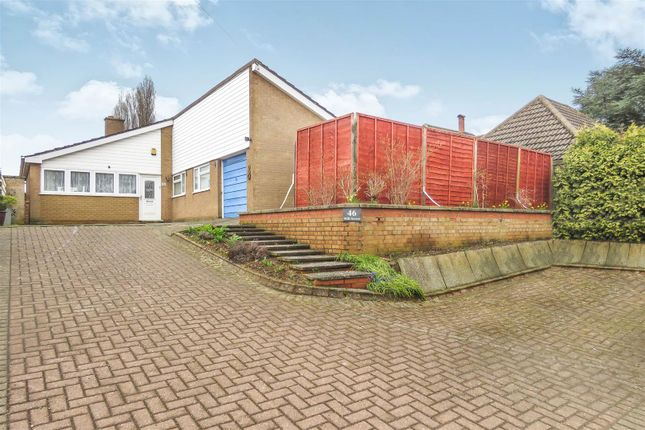 Thumbnail Detached bungalow for sale in Mill Street, Gamlingay, Sandy