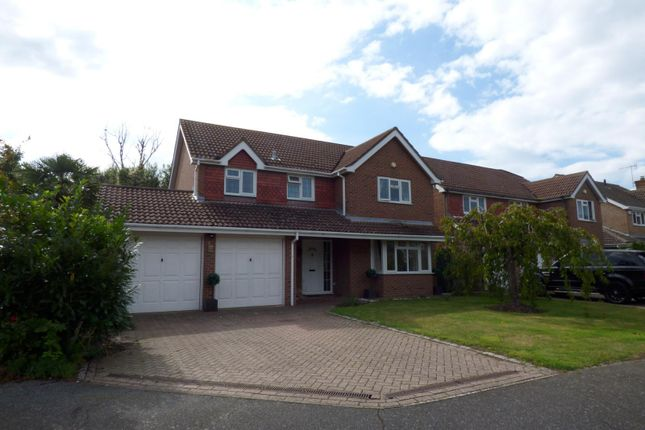 Thumbnail Detached house to rent in Apple Tree Walk, Climping, Littlehampton