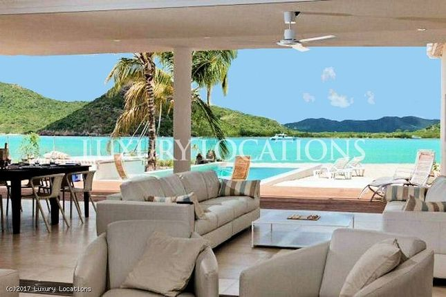 Thumbnail Villa for sale in Out Of The Blue, Jolly Harbour, Jolly Harbour