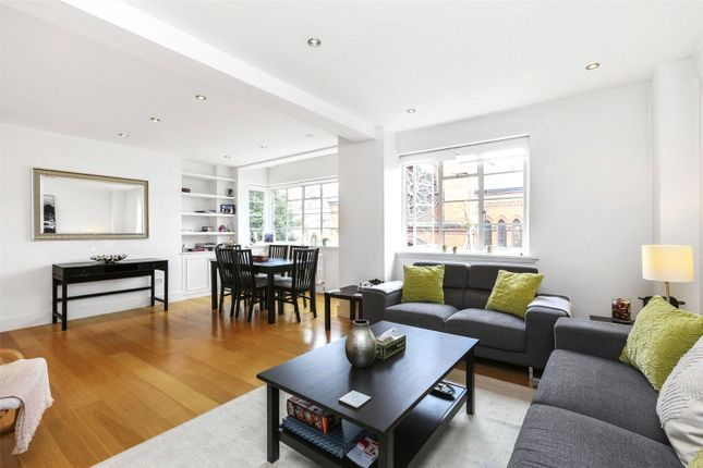 Living Room of St Petersburgh Place, Bayswater W2