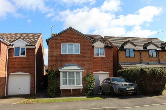Thumbnail Detached house to rent in Balmoral Close, Chippenham