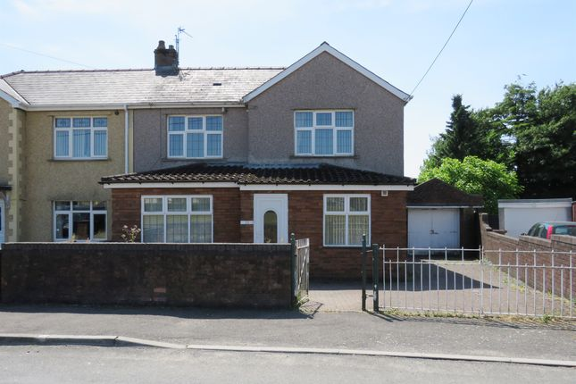 Thumbnail Semi-detached house for sale in Wheatley Place, Blackwood