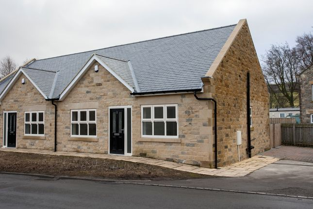 Thumbnail Semi-detached bungalow for sale in Britton Hall, Front Street, Westgate