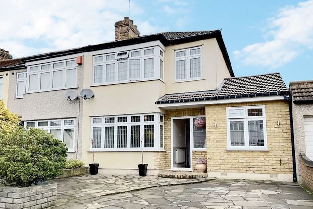 Semi-detached house for sale in Chestnut Avenue, Hornchurch