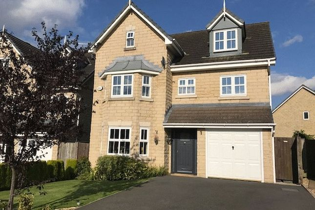 Thumbnail Detached house for sale in Scotty Brook Crescent, Glossop