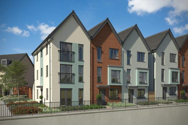 """4 bed end terrace house for sale in """"Parkin"""" at Station Road, Chepstow NP16"""