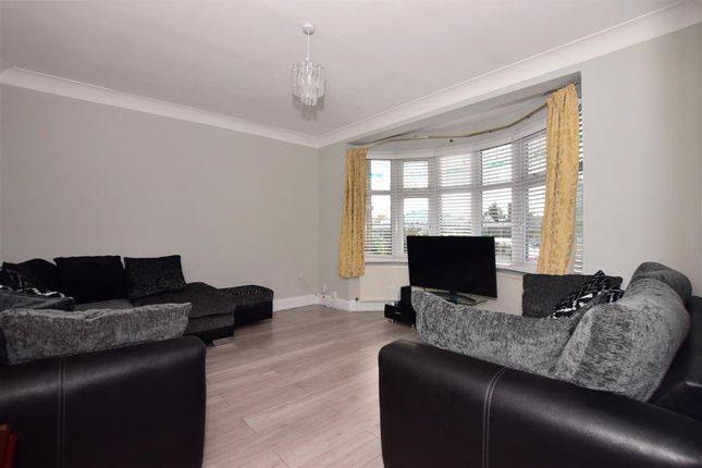 Thumbnail Terraced house for sale in Chestnut Drive, London
