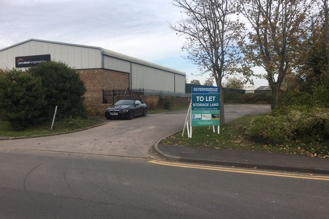Thumbnail Land to let in Site, Symondscliffe Way, Severnbridge Industrial Estate, Monmouthshire