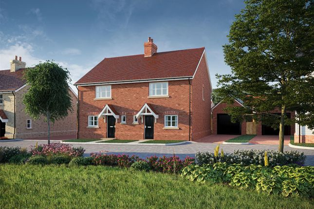Thumbnail Semi-detached house for sale in Lily, Plot 8, Latchingdon Park, Latchingdon, Essex