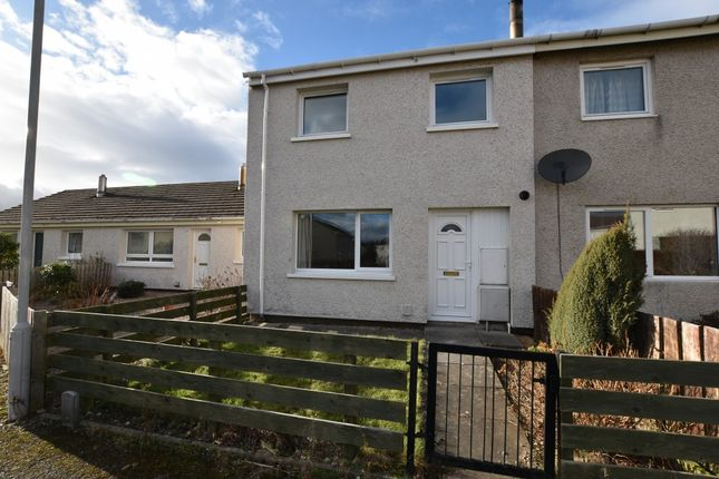 3 bed flat to rent in Ryvoan Place, Forres IV36
