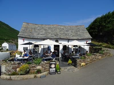 Photo 2 of Harbour Light Tea Room & Garden, The Harbour, Boscastle, Cornwall PL35
