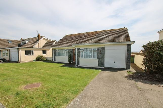 Thumbnail Detached bungalow to rent in Scarlett Road, Castletown, Isle Of Man