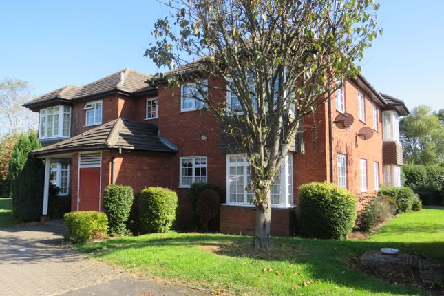 Thumbnail Flat to rent in Oaklands Croft, Sutton Coldfield
