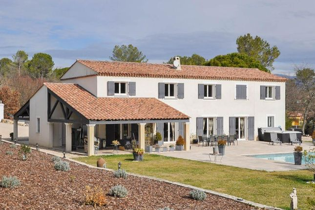Thumbnail Villa for sale in Saint-Paul-En-Foret, Provence-Alpes-Cote D'azur, 83440, France