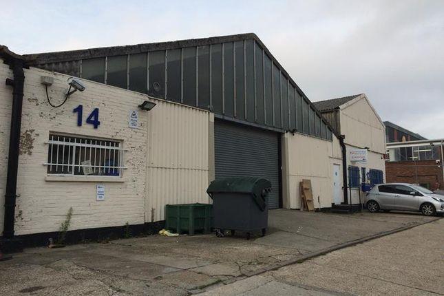 Thumbnail Light industrial for sale in Units 12, 14 & 15 Wotton Trading Estate, Wotton Road, Ashford, Kent