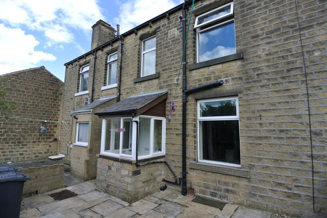 Thumbnail Terraced house for sale in Blackmoorfoot Road, Crosland Moor, Huddersfield