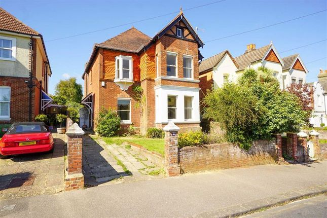 Thumbnail Detached house for sale in Clinton Crescent, St. Leonards-On-Sea, East Sussex