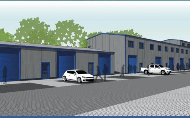 Thumbnail Commercial property for sale in Invicta Way, Manston Park, Ramsgate