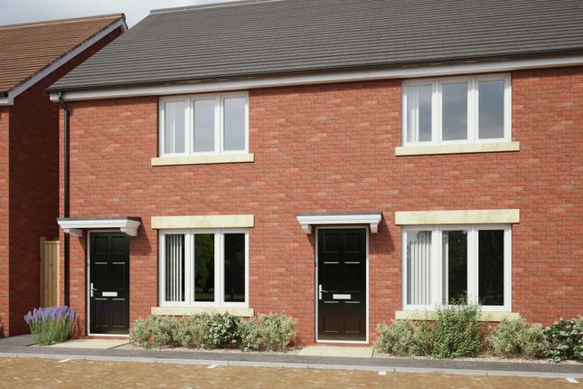 2 bed terraced house for sale in Ballis Square, Quedgeley