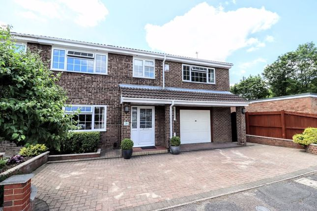 Thumbnail Semi-detached house for sale in Caithness Court, Bletchley, Milton Keynes