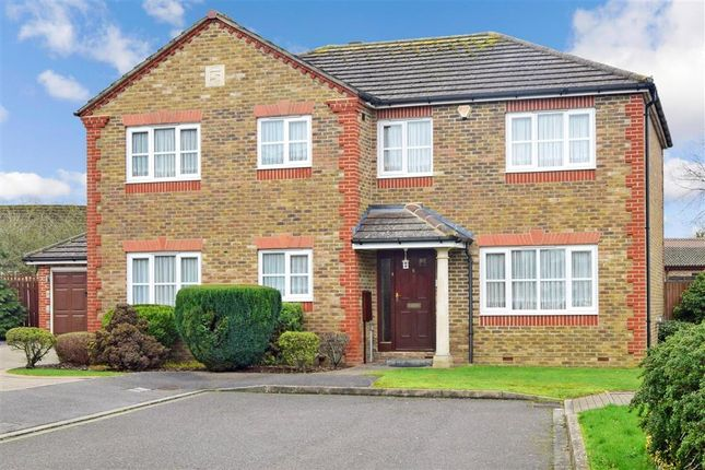 Thumbnail Detached house for sale in Great Gatton Close, Shirley, Croydon, Surrey