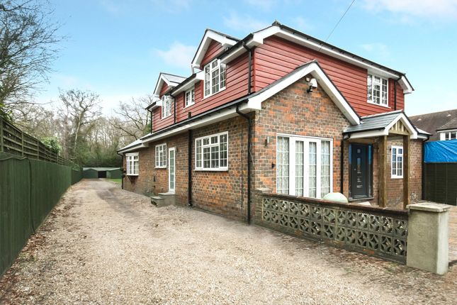Thumbnail Detached house for sale in Copthorne Road, Crawley, West Sussex