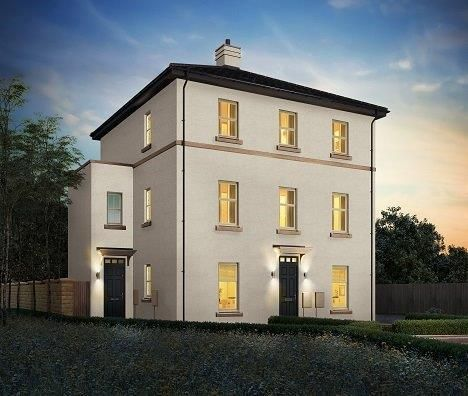 Thumbnail Semi-detached house for sale in Fairfield Link, Sherburn In Elmet, Leeds