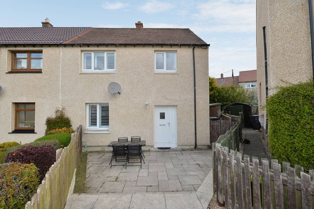 Thumbnail Semi-detached house for sale in Beechgrove Road, Mayfield, Dalkeith